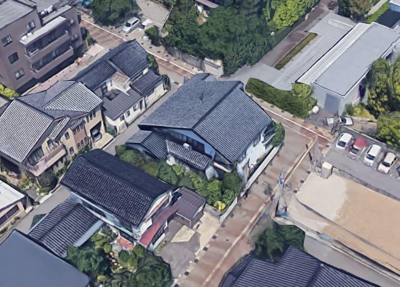 北日本紡績 直山空撮