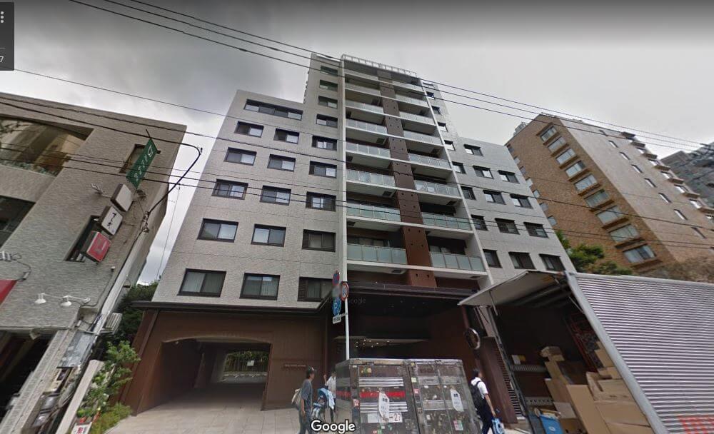 東武鉄道 根津外観