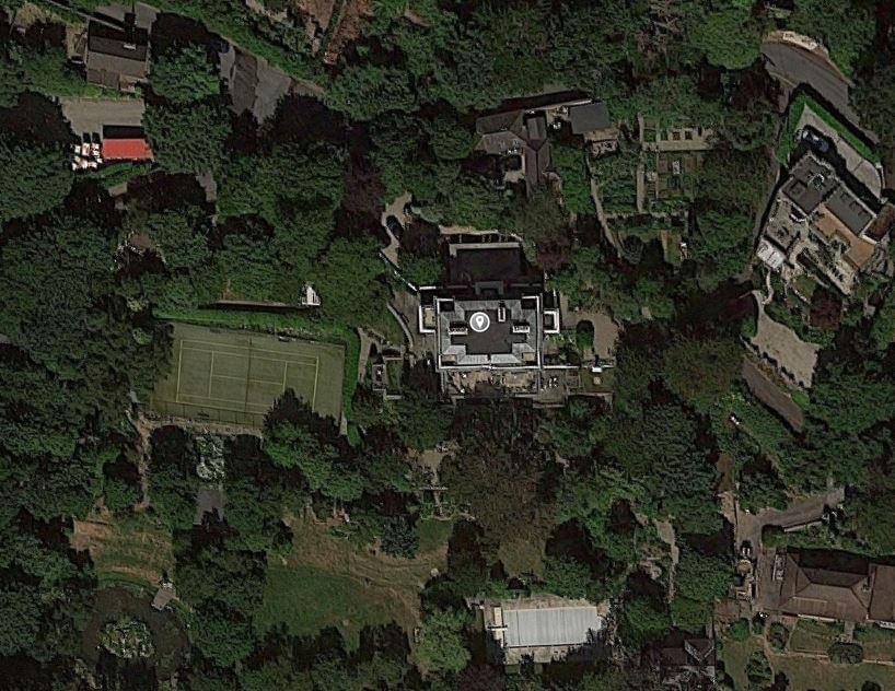 社長の家~日本の豪邸写真集